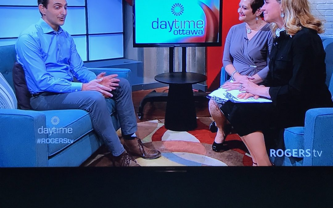 Bridge To Health & Dr. Avi Shelemay on Rogers TV